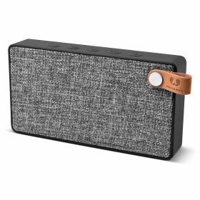 Fresh 'n Rebel Fresh'n Rebel Rockbox Slice- Concrete Black Bluetooth-kaiutin