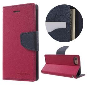 Taltech Pinkki Mercury Goospery Fancy Diary iPhone 7, 8, SE 2020 suoja