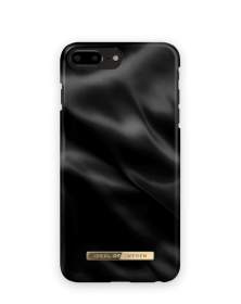 iDeal of Sweden IPhone 6-6S-7-8 Plus iDeal of Sweden kuori - Black Satin