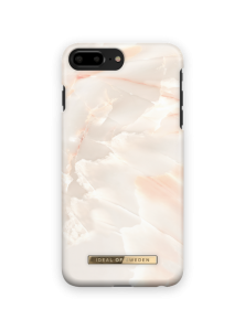 iDeal of Sweden IPhone 6-6S-7-8 Plus iDeal of Sweden kuori - Rose Pearl Marble
