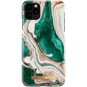 iDeal of Sweden IDeal Fashion iPhone 11 Pro Max- Golden Jade Marble kuori
