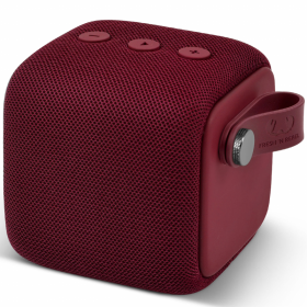 Fresh 'n Rebel Fresh'n Rebel Rockbox Bold S- Ruby Red Bluetooth-kaiutin