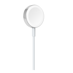 Apple Magnetic Charger Apple Watch palmikko - Valkoinen