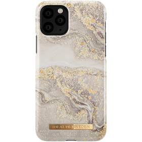 iDeal of Sweden IDeal Fashion iPhone 11 Pro- Sparkle Greige Marble kuori