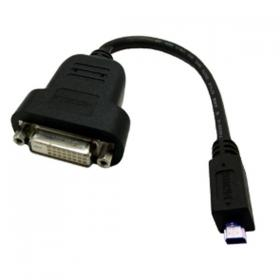 ACCELL Accell Micro HDMI/ DVI-D Single Link -adapteri- Musta