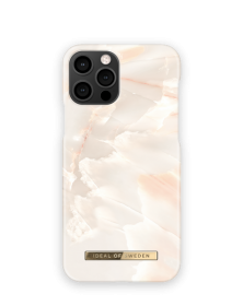 iDeal of Sweden IDeal Fashion iPhone 12/12 Pro kuori- Rose Pearl Marble