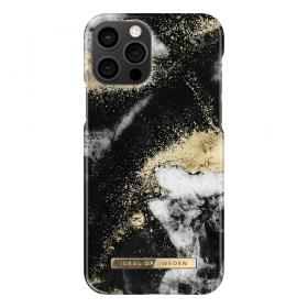 iDeal of Sweden IDeal Fashion iPhone 12/12 Pro kuori- Black Galaxy Marble