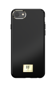 Richmond Richmond & Finch iPhone 6, 6S, 7 & 8- Black Tar kuori