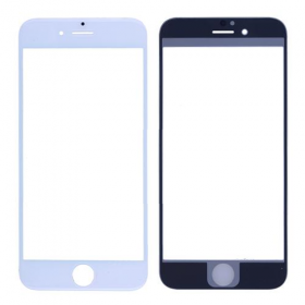 OEM Valkoinen iPhone 6 Plus, iPhone 6S Plus lasilinssi