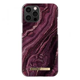iDeal of Sweden IDeal Of Sweden Fashion iPhone 12 Pro Max Kuori- Golden Plum