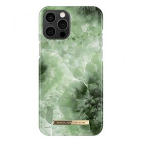 iDeal of Sweden IDeal Of Sweden Fashion iPhone 12 Pro Max Kuori- Crystal Green Sky