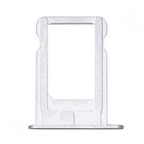 OEM Apple iPad Air 2 SIM-korttikelkka - Hopea