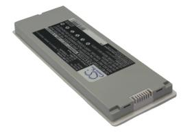 "MacBook 13"" 2006-2009 A1185, 10.8V, 5500mAh akku"