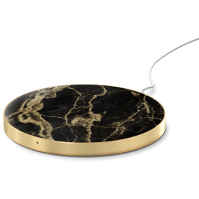 iDeal of Sweden IDeal Fashion Golden Smoke Marble 10W Qi-laturi