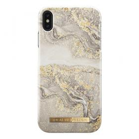 iDeal of Sweden IDeal Fashion iPhone XS Max- Sparkle Greige Marble kuori