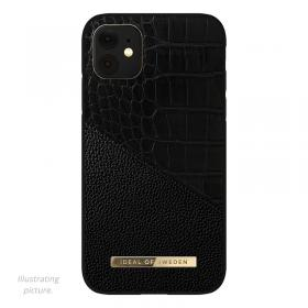 iDeal of Sweden IDeal Of Sweden Atelier iPhone 12 Pro Max Kuori- Nightfall Croco