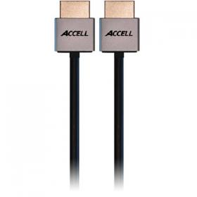 ACCELL ACCELL ProULTRA Thin HDMI-kaapeli2m- Musta