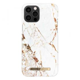 iDeal of Sweden IDeal Of Sweden Fashion iPhone 12 Pro Max Kuori- Carrara Gold