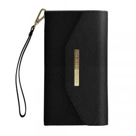 iDeal of Sweden iDeal Mayfair Clutch iPhone XS Max - Musta (OUTLET)